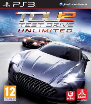 Test Drive Unlimited 2 sur PS3