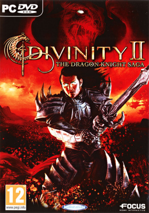 Divinity II : The Dragon Knight Saga sur PC