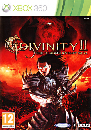 Divinity II : The Dragon Knight Saga sur 360