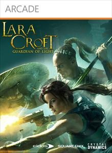 Lara Croft and the Guardian of Light sur 360