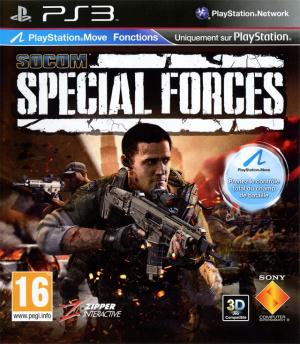 SOCOM : Special Forces sur PS3