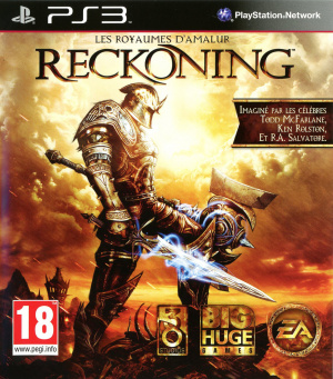 Les Royaumes d'Amalur : Reckoning sur PS3