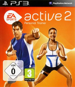 EA Sports Active 2 sur PS3