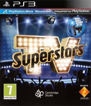 TV Superstars sur PS3
