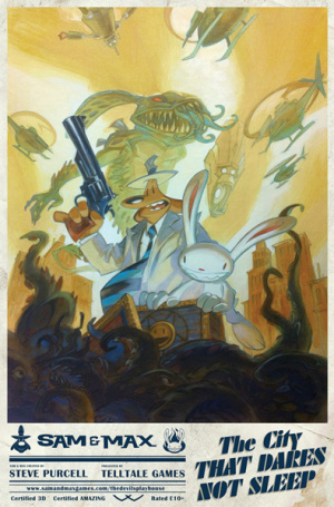 Sam & Max : Episode 305 : The City that Dares not Sleep