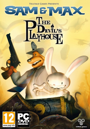 Sam & Max : Saison 3 : The Devil's Playhouse sur PS3