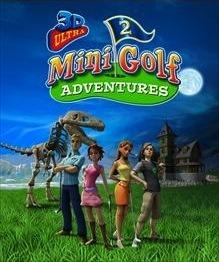 3D Ultra Mini Golf Adventures 2 sur PS3