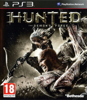Hunted : The Demon's Forge sur PS3