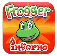 Frogger Inferno sur iOS
