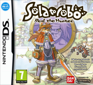 SolatoRobo : Red the Hunter sur DS