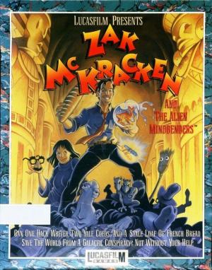 Zak McKracken and the Alien Mindbenders sur PC