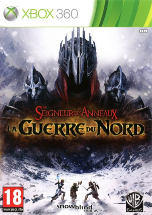 Le Seigneur des Anneaux : La Guerre du Nord sur 360