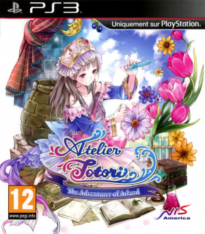 Atelier Totori : The Adventurer of Arland sur PS3