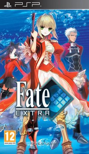 Fate/Extra sur PSP