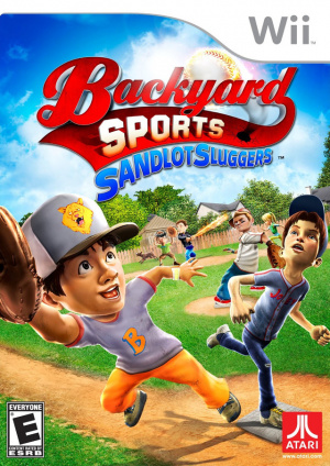 Backyard Sports : Sandlot Sluggers sur Wii - jeuxvideo.com