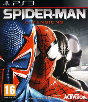 Spider-Man Dimensions sur PS3