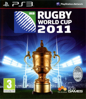 Rugby World Cup 2011 sur PS3