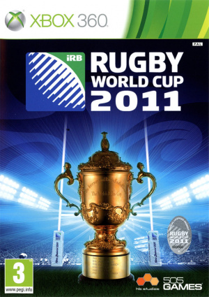Rugby World Cup 2011 sur 360