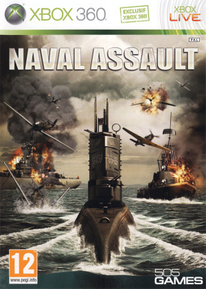 Naval Assault : The Killing Tide sur 360