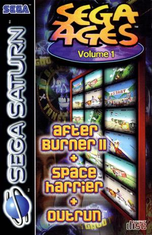 Sega Ages Volume 1 sur Saturn