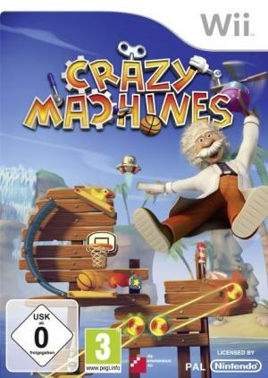 Crazy Machines sur Wii