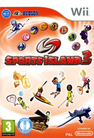 Sports Island 3 sur Wii