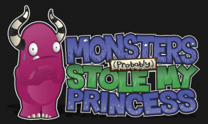 Monsters (Probably) Stole My Princess ! sur PSP