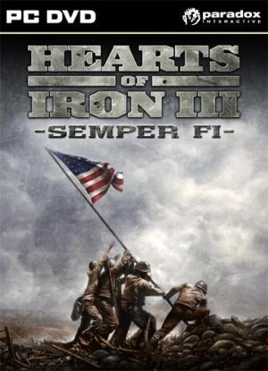 Hearts of Iron III : Semper Fi sur PC
