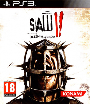 SAW II : Flesh & Blood sur PS3