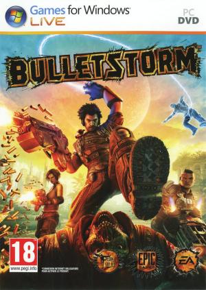 Bulletstorm sur PC