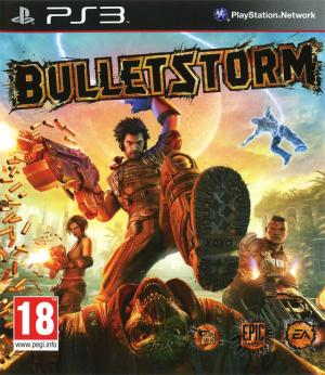 Bulletstorm sur PS3