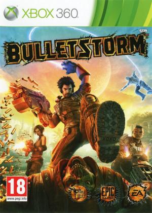 Bulletstorm sur 360
