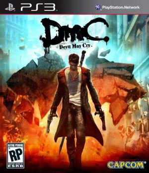 DmC Devil May Cry sur PS3