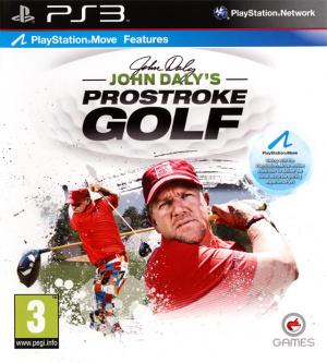 John Daly's ProStroke Golf sur PS3