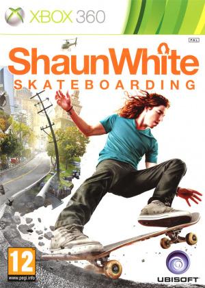 Shaun White Skateboarding sur 360