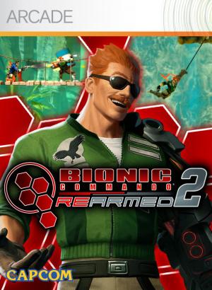 Bionic Commando Rearmed 2 sur 360