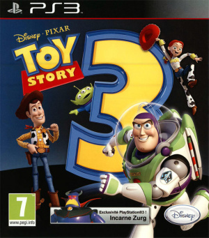 Toy Story 3 sur PS3