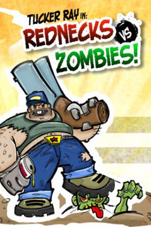 Tucker Ray in : Rednecks vs. Zombies sur iOS