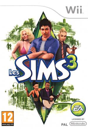 Les Sims 3 sur Wii