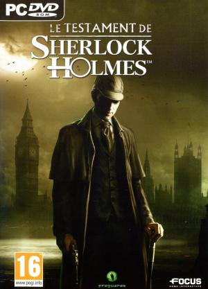 Le Testament de Sherlock Holmes sur PC