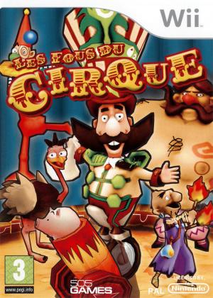 Les Fous Du Cirque sur Wii