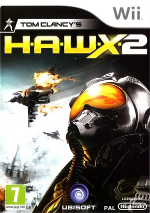 Tom Clancy's H.A.W.X. 2 sur Wii