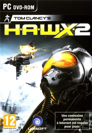 Tom Clancy's H.A.W.X. 2 sur PC