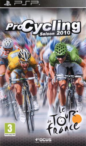 Pro Cycling Saison 2010 sur PSP