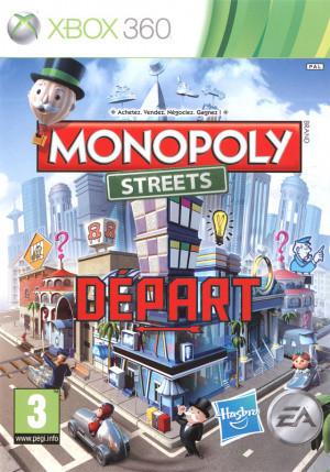 Monopoly Streets sur 360