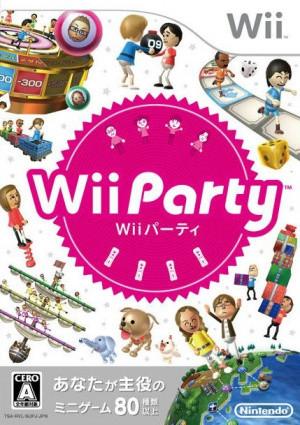 Wii Party sur Wii
