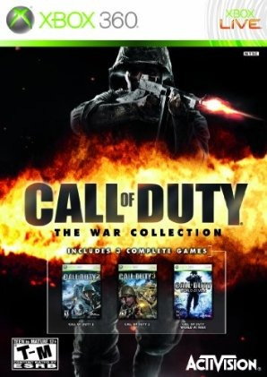 Call of Duty : The War Collection sur 360