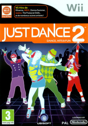 Just Dance 2 sur Wii