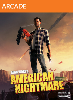 Alan Wake's American Nightmare sur 360