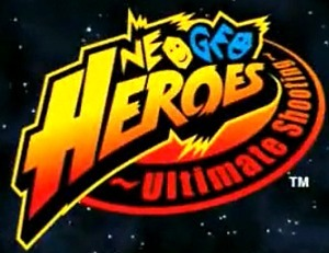 Neo Geo Heroes Ultimate Shooting sur PSP